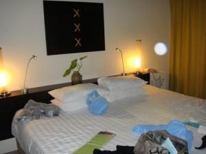 カニフィノールのベッド