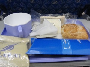 パン系の機内食